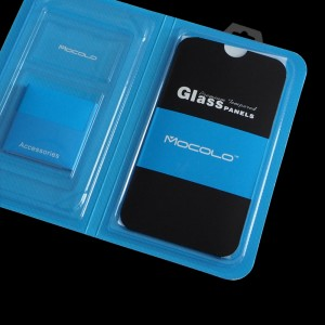 Стъклен протектор Mocolo за BlackBerry P9983 (Pоrsche Design)