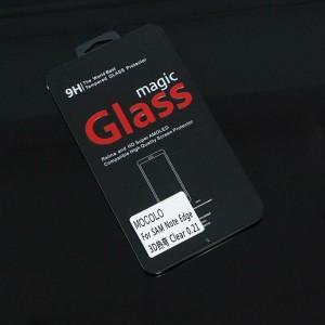 Стъклен протектор Mocolo за Samsung Galaxy Note Edge (извит 3D протектор)