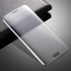 Стъклен протектор извит за Samsung Galaxy S6 Edge
