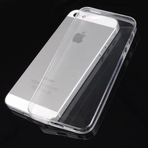 Силиконов калъф гръб за Apple iPhone 5, 5c, 5s