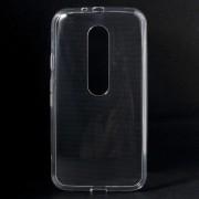 Силиконов калъф гръб за Motorola Moto G3