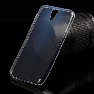 Силиконов калъф гръб за HTC Desire 620