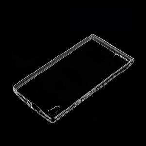 Силиконов калъф гръб за Huawei Ascend P6