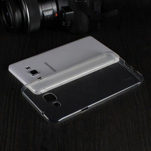 Силиконов калъф гръб за Samsung Galaxy A8