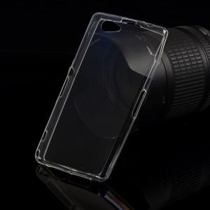 Силиконов калъф гръб за Sony Xperia Z1 Compact