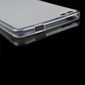 Силиконов калъф гръб за Huawei MediaPad X1, MediaPad X2
