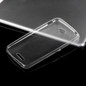 Силиконов калъф гръб за Sony Xperia E4