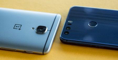 Oneplus 3 или Huawei Honor 8