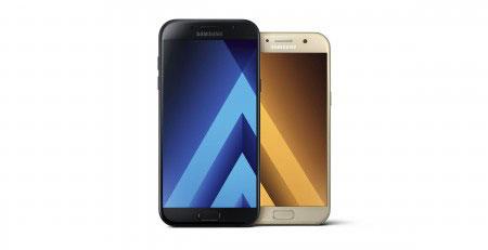 Samsung Galaxy A3 и A5 2017