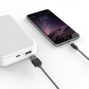 Кабел за зареждане/данни Orico, USB 2.0 A – Apple Lightning