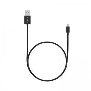 Кабел за зареждане/данни Orico, USB 2.0 A - Micro USB B