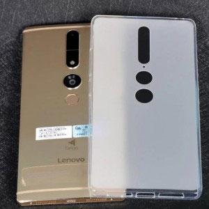 Силиконов калъф гръб за Lenovo Phab2 Pro