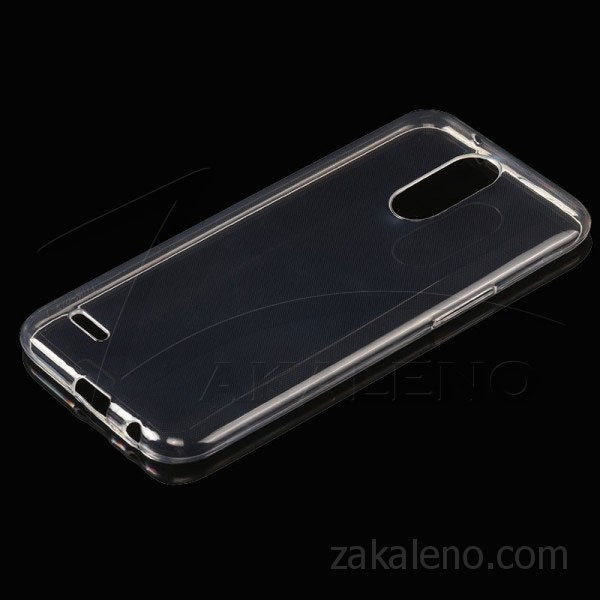 Силиконов калъф гръб за LG K10 (2017)