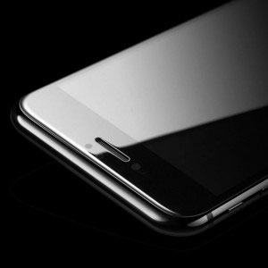 Стъклен протектор за Apple iPhone 7 (full 3D cover прозрачен)