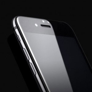 Стъклен протектор за Apple iPhone 7 Plus (full 3D cover прозрачен)