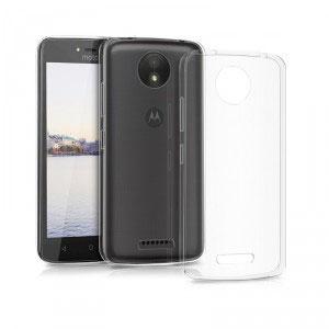 Силиконов калъф гръб за Motorola Moto C Plus