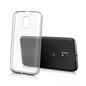Силиконов калъф гръб за Motorola Moto E3