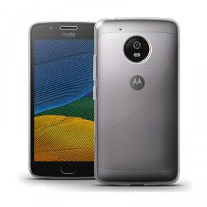 Силиконов калъф гръб за Motorola Moto G5