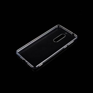 Силиконов калъф гръб за Nokia 5