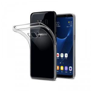 Силиконов калъф гръб за Samsung Galaxy S8 Plus
