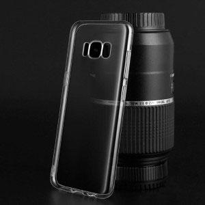 Силиконов калъф гръб за Samsung Galaxy S8
