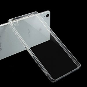 Силиконов калъф гръб за Sony Xperia XA