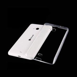 Силиконов калъф гръб за Microsoft Lumia 540