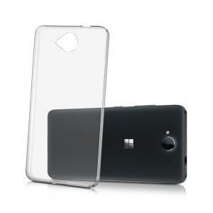 Силиконов калъф гръб за Microsoft Lumia 650