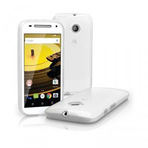 Силиконов калъф гръб за Motorola Moto E2