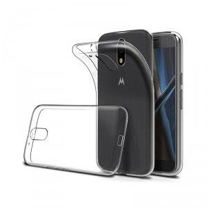 Силиконов калъф гръб за Motorola Moto G4 Plus