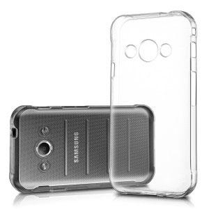 Силиконов калъф гръб за Samsung Galaxy Xcover 3