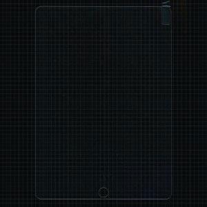 Стъклен протектор за Apple iPad Air, Air 2, Pro 9.7