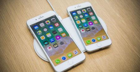 Apple iPhone 8, 8 Plus