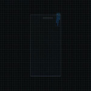 Стъклен протектор за BlackBerry Z3