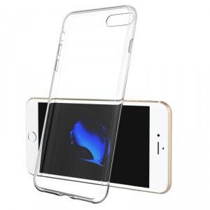 Силиконов калъф гръб за Apple iPhone 8 Plus