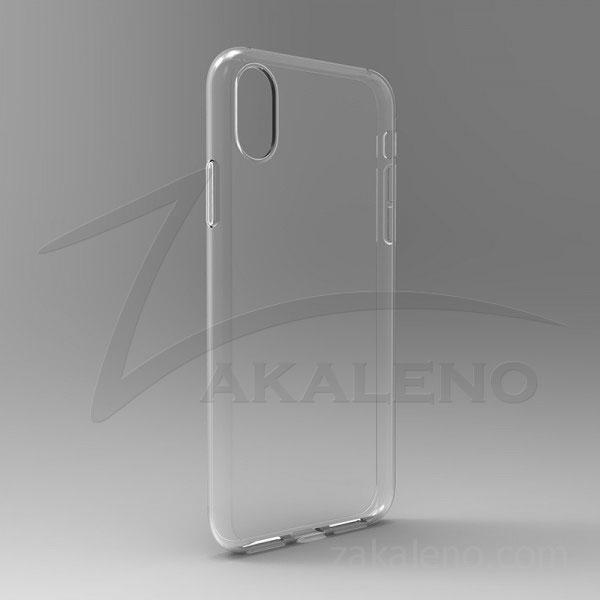 5550c68eeeb Силиконов калъф гръб за Apple iPhone X, XS на промо цена - Zakaleno.com