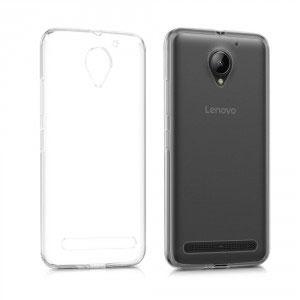 Силиконов калъф гръб за Lenovo Vibe C2