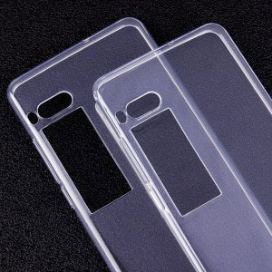 Силиконов калъф гръб за Meizu Pro 7 Plus