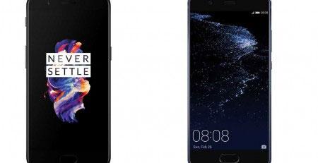 OnePlus 5 или Huawei P10 Plus