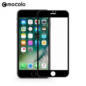 Стъклен протектор за Apple iPhone 8 (3D черен)