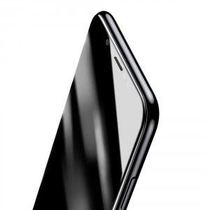 Стъклен протектор за Apple iPhone X (3D прозрачен)
