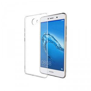 Силиконов калъф гръб за Huawei Y7