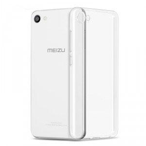 Силиконов калъф гръб за Meizu U10