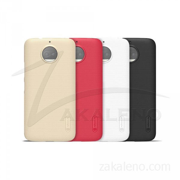 Твърд гръб Nillkin за Motorola Moto G5s Plus