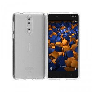 Силиконов калъф гръб за Nokia 8