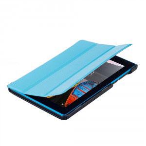 Кожен калъф за Lenovo Tab 3 7 710