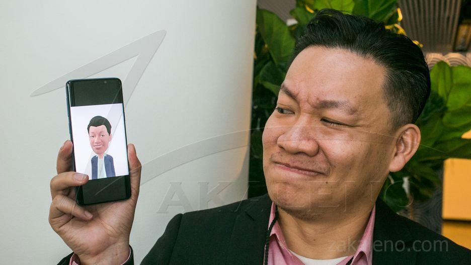 Samsung Galaxy S9, S9+