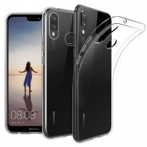 Силиконов калъф гръб за Huawei P20 Lite