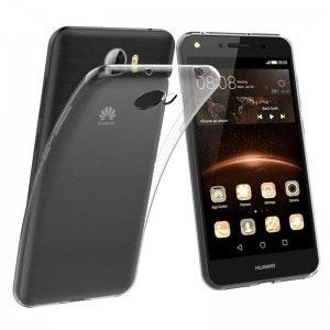 Силиконов калъф гръб за Huawei Y6 II Compact