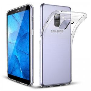 Силиконов калъф гръб за Samsung Galaxy A8 2018